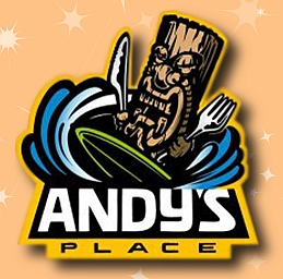 Andy's Place <br> Best Food In Town